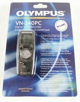 Olympus VN-240 PC Digital PC Link Voice Recorder
