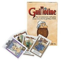 Guillotine Card Game Get A Head! Wizards Of The Coast WOC 21888 Family Party