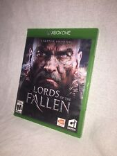 Lords of the Fallen -- Limited Edition (Microsoft Xbox One, 2014)