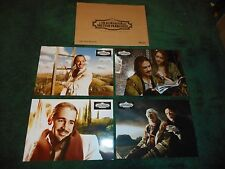 THE IMAGINARIUM OF DR. PARNASSUS - ORIGINAL SET OF 8 FRENCH LOBBY CARDS