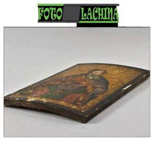 Icona molto antica arte sacra