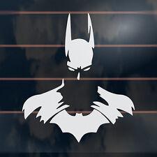 Batman Silhouette Car Sticker the dark night window decal 130mm