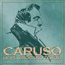 CD Enrico Caruso - Le Plus Grand Ténor