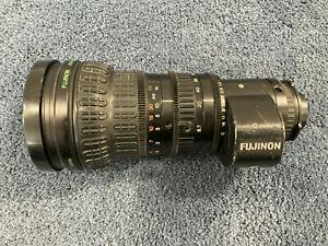 "Fujinon ENG/EFP lens 2/3"" B4 mount 8.7 - 165mm"