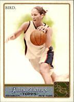 2011 Topps Allen & Ginter Baseball #190 Sue Bird Women's Basketball Champ