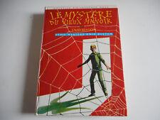 BIBLIOTHEQUE ROSE - LE MYSTERE DU VIEUX MANOIR  - ENID BLYTON 1965