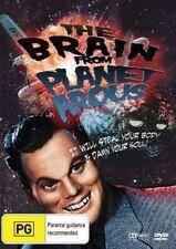The Brain From Planet Arous DVD 1957 Region 4 Sci-fi John Agar