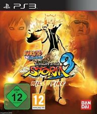Naruto Shippuden Ultimate Ninja Storm 3 Will of Fire