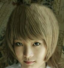 APH Axis Powers Hetalia Sealand blonde gold cosplay wig UK