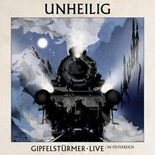 DOPPEL-CD - Gipfelstürmer (Live In Österreich) von Unheilig + neu und ovp+
