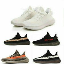 UK Men Women Boost 350 V2 TRAINERS FITNESS GYM SPORT RUNNING SHOCK Size 3-10