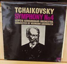 Tchaikovsky   Symphony n° 4 Leipzig Gewandhaus Orchestra Hermann Abendrot