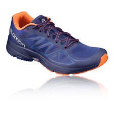 Calzado de hombre zapatillas fitness/running Salomon color principal azul