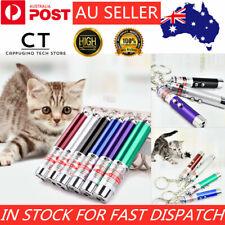 Dog Cat Toys Laser Pointer Pet Laser Toy Pen Catch the LED Light Interactive oz