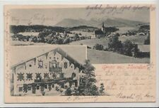 35899/53- Gruß aus Henndorf am Wallersee Gasthof Salzburger Land 1903