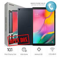 """Samsung Galaxy Tab A SM-T515 10.1"""" Inch WiFi & LTE Unlocked Tablet 32GB (Black)"""