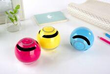 Cassa Bluetooth sfera,palla,risposta chiamate,audio,microfono,aux,micro sd,sub