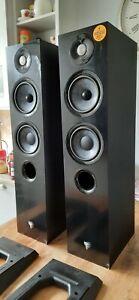 Focal Chorus 816 Floorstanding Loudspeaker Pair Black