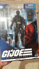 """Hasbro G.I. Joe Classified Series Snake Eyes 6"""" Action Figure Gi Joe GIJoe arah"""