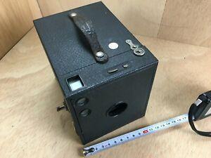 Eastmann Kodak Brownie   Boxkamera befriedigend erhalten    #5