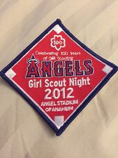 GIRL SCOUTS Celebrating 100 Years 2012 Angels Stadium Anaheim Patch