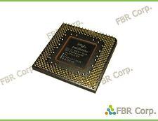 MINT Intel Pentium MMX SL27S 233MHz 66MHz Gold Socket 7 Desktop CPU Processor