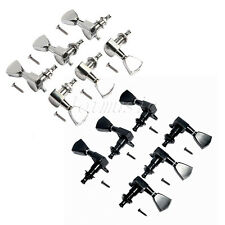 Electric Guitar Tuning Pegs Machine Heads for Gibson Les Paul 6R6L Chrome Black