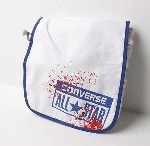 Converse Flap Bag Canvas (White)