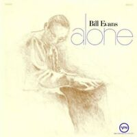 Bill Evans - Alone (NEW CD)