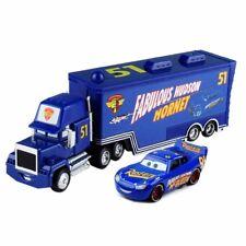 Disney Pixar Cars3 Lightning McqueenNo.51 Fabulous Doc Hudson Hornet Mack Truck