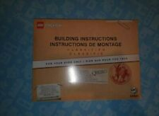 lego 10262 Aston martin James Bond instruction Book