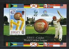Jersey 2008 World Cricket Tournament ss-Attractive Sports Topical (1326) Mnh