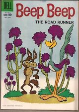 DELL FOUR COLOR #1008 COMICS 07/59 BEEP BEEP THE ROAD RUNNER & WILE E COYOTE VF-