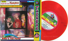"Punk FUZZBOX 7"" What's The Point / Fuzzy / Fever RED Vinyl JAPANESE Rare 1987"