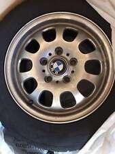 BMW Alufelge mit Breitreifen,DUNLOP 2000,Sommerreifen,1 Reserverad,