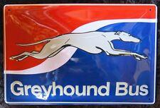 GREYHOUND BUS , BLECHSCHILD USA