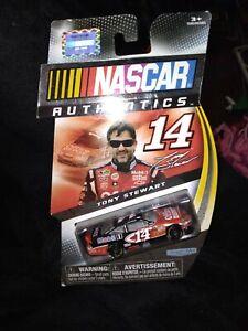 Spin Master NASCAR AUTHENTICS *#14 TONY STEWART (B)*  1:64  (SEALED) ☆