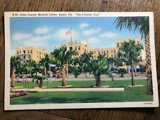 1870 FL MAP Eustis Fairview Shores Fellowship Fern Park Fernandina Beach HISTORY