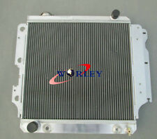 Aluminum Radiator For Jeep Wrangler YJ/TJ/LJ RHD 1987-2006 AT/ MT 90 91 92 93 94