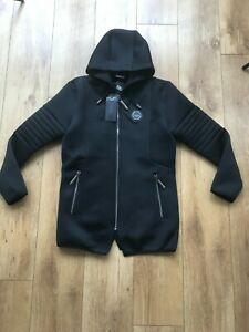 Mens Phillip Plein Coat Size Large New With Tags