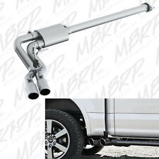 MBRP Cat Back Exhaust System 2015-2019 Ford F150 5.0L V8 Coyote S5260AL