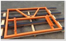 HEAVY DUTY Leveling Spreader Smudge Bars 1800mm 4-in-1 Bucket Bobcat Skid Steer