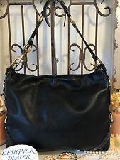 Auth ~ COACH ~ Carly XL Slim Shoulder Bag # 11636 Black GUC! SUMMER SALE$$$$