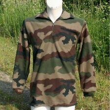 Chemise militaire F1 polaire camouflage OTAN CE armée française Taille 104 (L)
