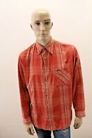 Camicia MARLBORO CLASSICS Uomo Shirt Chemise Man Taglia Size XL