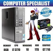 Computer desktop Dell Velocità processore 3.40GHz Memoria ( RAM ) 8GB