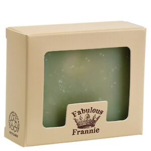 TEA TREE Herbal Soap Bar made with 100% Pure Essential Oils by Fabulous Frannie