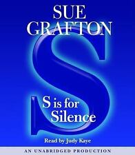 S Is for Silence Kinsey Millhone Mysteries