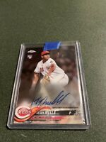 Keury Mella 2018 Topps Chrome Rookie On Card Auto RC Reds Autograph HOT SP