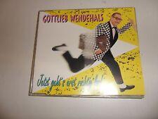 Cd  Jetzt geht's erst richtig los! (3 tracks, 1992) von Gottlieb Wendehals (1992